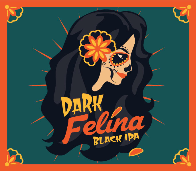El Paso Brewing - Dark Felina Black IPA