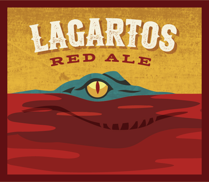 El Paso Brewing - Lagartos Red Ale