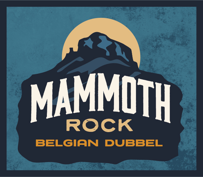 El Paso Brewing - Mammoth Rock Belgian Dubbel